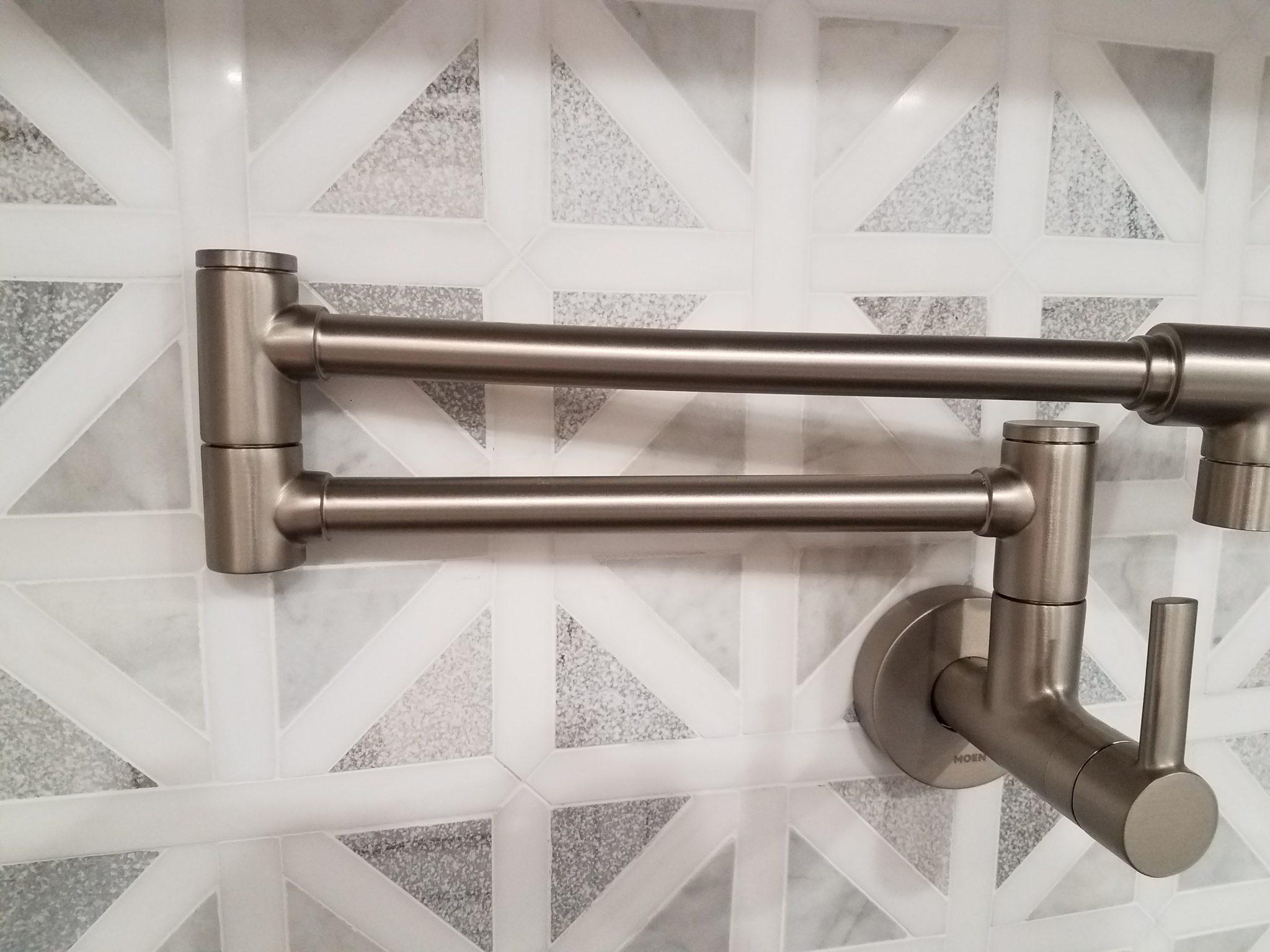 Custom 65k Kitchen Remodel White Raise Panel